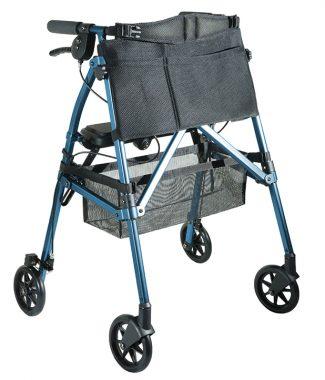 Stander Lightweight Folding Rollator
